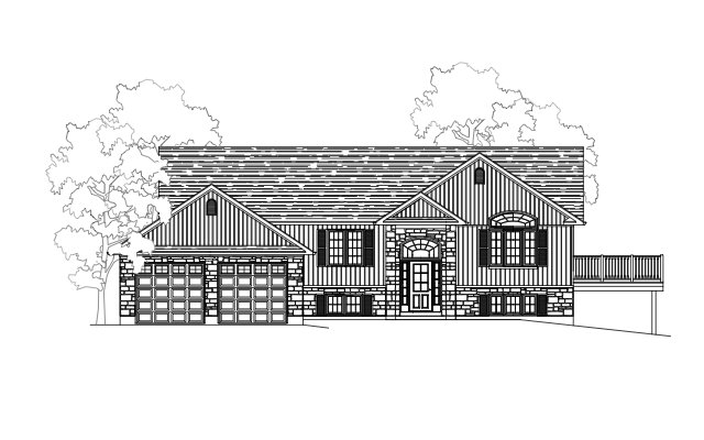 Plan W8212DC: Louisiana Raised Cottage - House Plans and Home